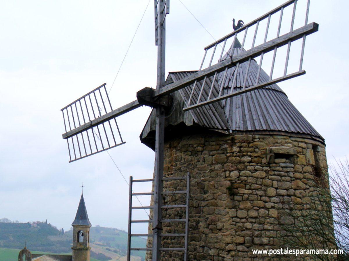 El molino de Lautrec
