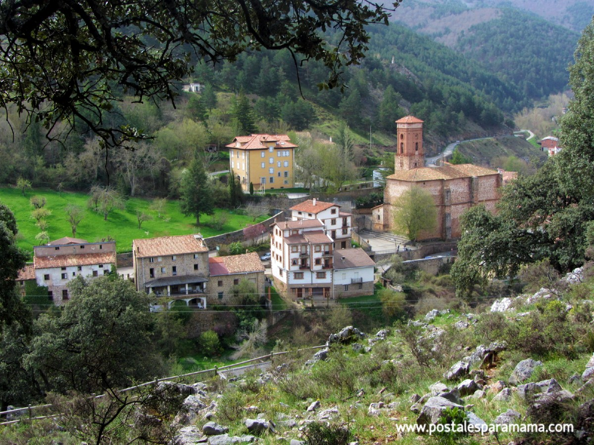 Escapada al Camero Nuevo en La Rioja