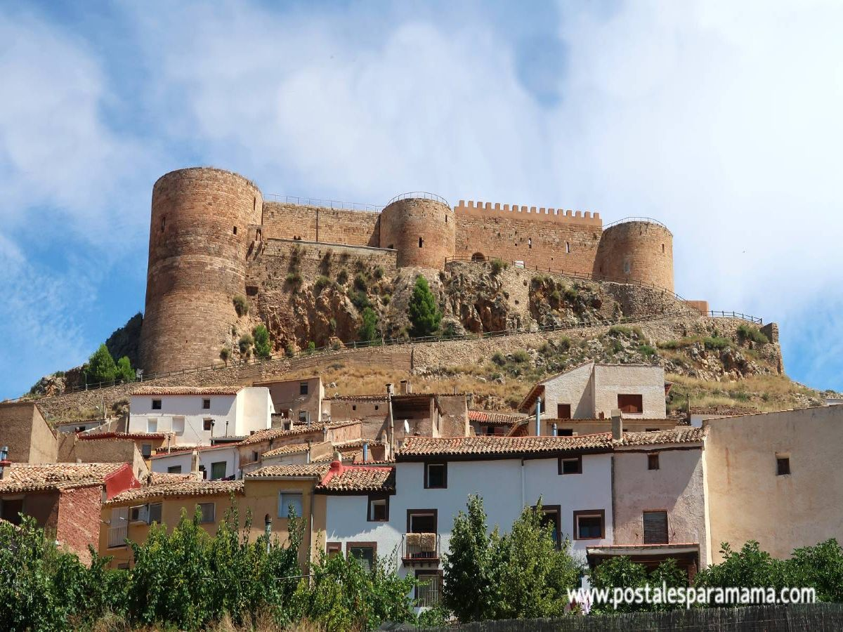 El Castillo de los Luna en Mesones de Isuela