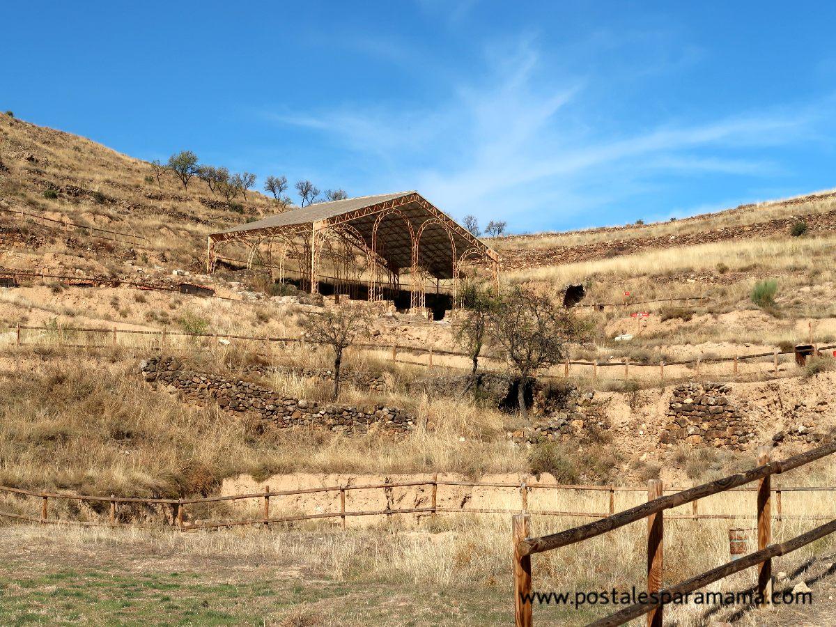 Bílbilis, la ciudad romana de Calatayud