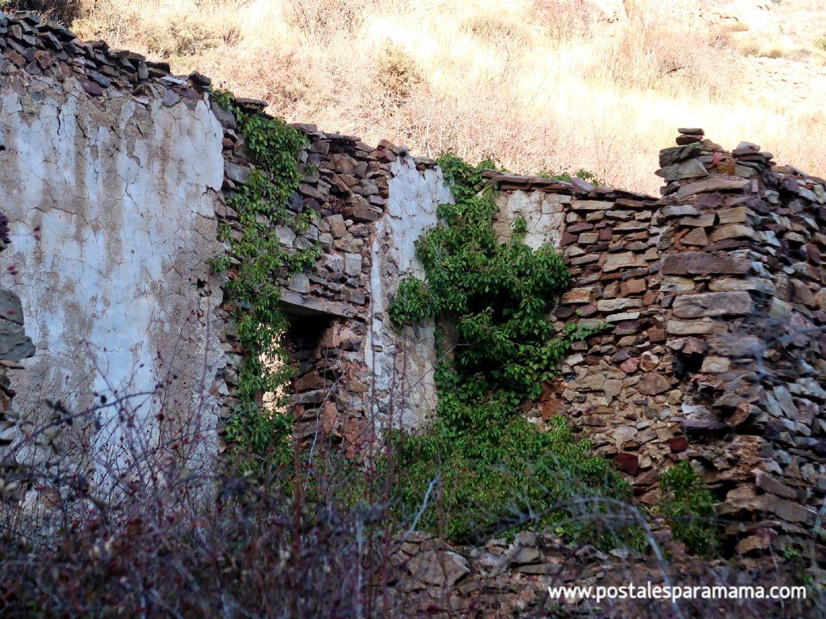Minas de Valdeplata (Calcena)