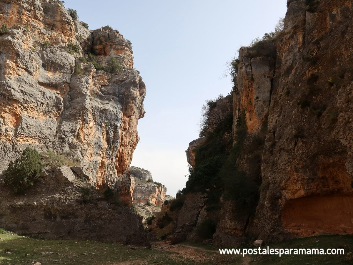 Barranco de la Hoz Seca y sus Pinturas Rupestres (Jaraba)